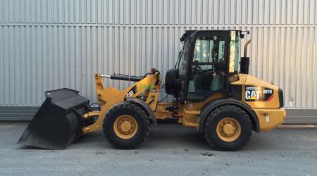 Cat 907H -08