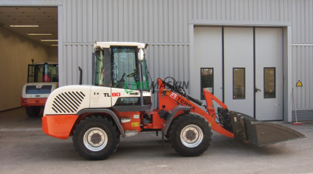 Terex TL80 Snabbgående -11