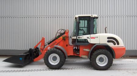 Terex TL120 Snabbgående -08