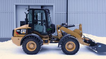 Cat 908H2 Snabbgående -14