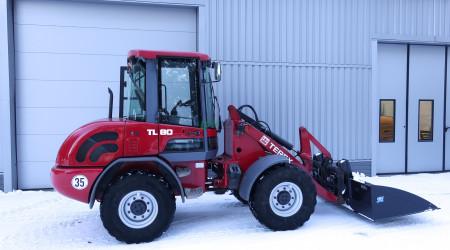 Terex TL80 Snabbgående -08