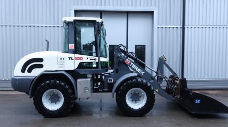 Terex TL100 Snabbgående -09
