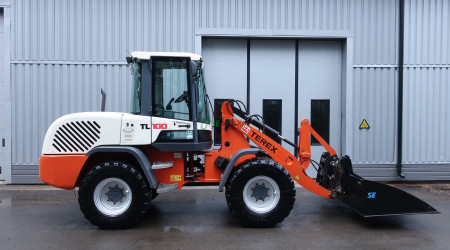 Terex TL100 Snabbgående -10