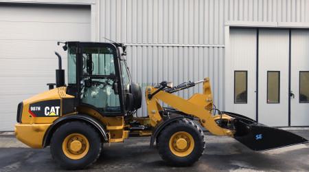 Cat 907H -10 Snabbgående