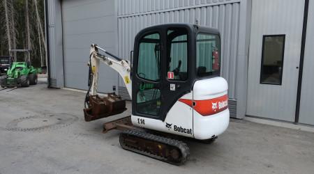 Bobcat E14 -10