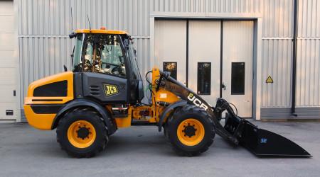 JCB 409 Snabbgående -14