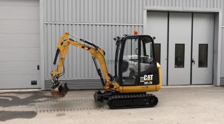 Cat 301.7D -17