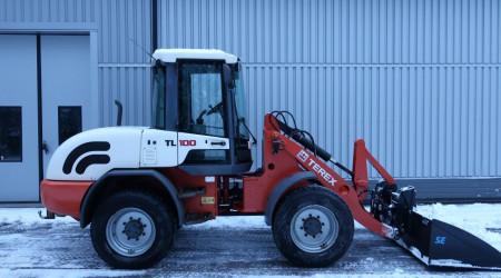 Terex TL100 Snabbgående -06
